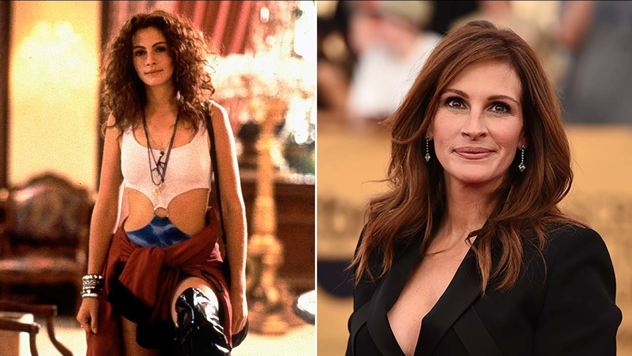 Photos How The Cast Of Pretty Woman Has Changed In The -1988