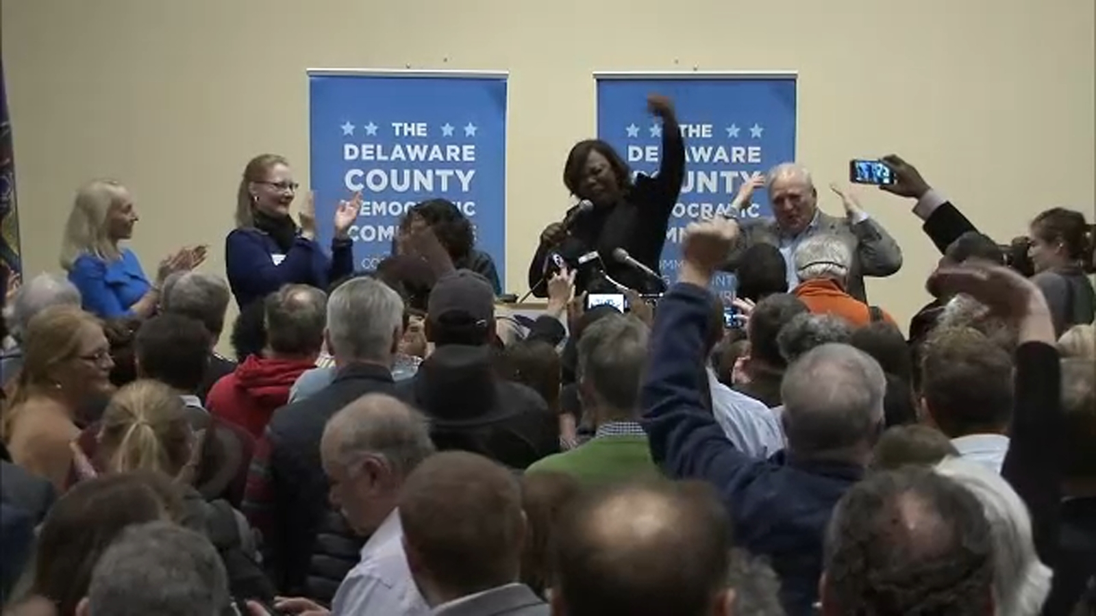 Democrats take control in Delaware County for first time since Civil War