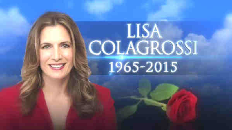 Remembering Eyewitness News Reporter Lisa Colagrossi
