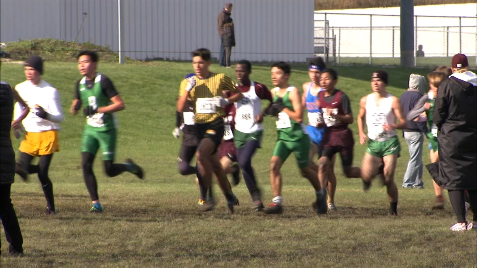 Chicago high school cross country runners' seasons hang on judge's decision