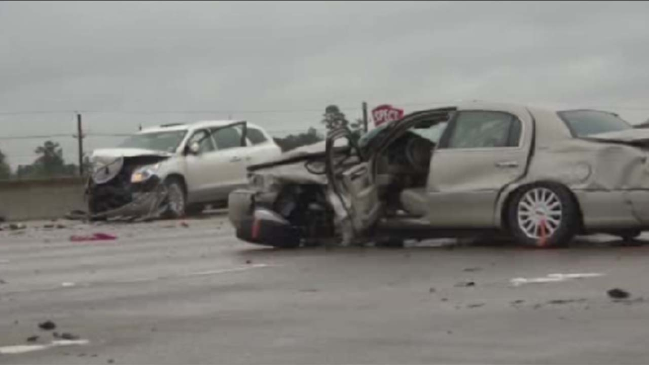 Hit And Run Accident Leaves 1 Dead On North Freeway