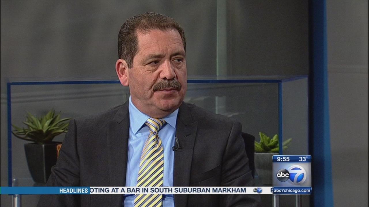 Newsviews: Jesus 'Chuy' Garcia