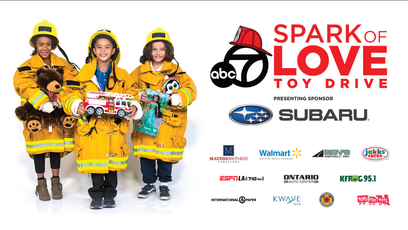 Christmas Toy Giveaways In San Bernardino Ca 2020 Spark of Love Toy Drive 2019 | How to request toys this holiday
