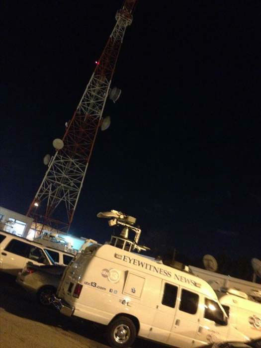 """<div class=""""meta image-caption""""><div class=""""origin-logo origin-image none""""><span>none</span></div><span class=""""caption-text"""">An early morning from the ABC-13 parking lot (KTRK Photo)</span></div>"""
