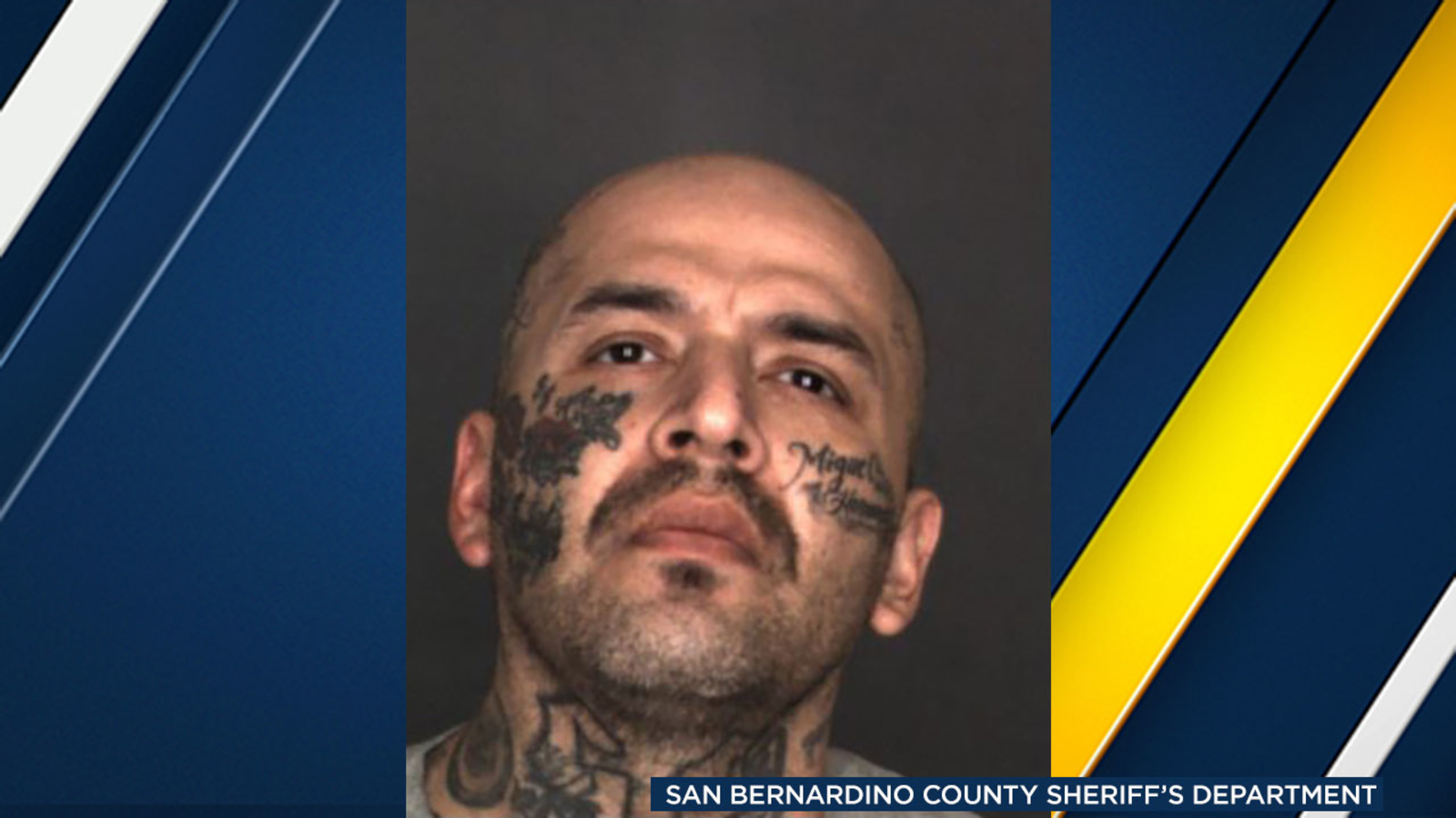 San Bernardino County man considered 'armed and dangerous' wanted on felony domestic violence warrant