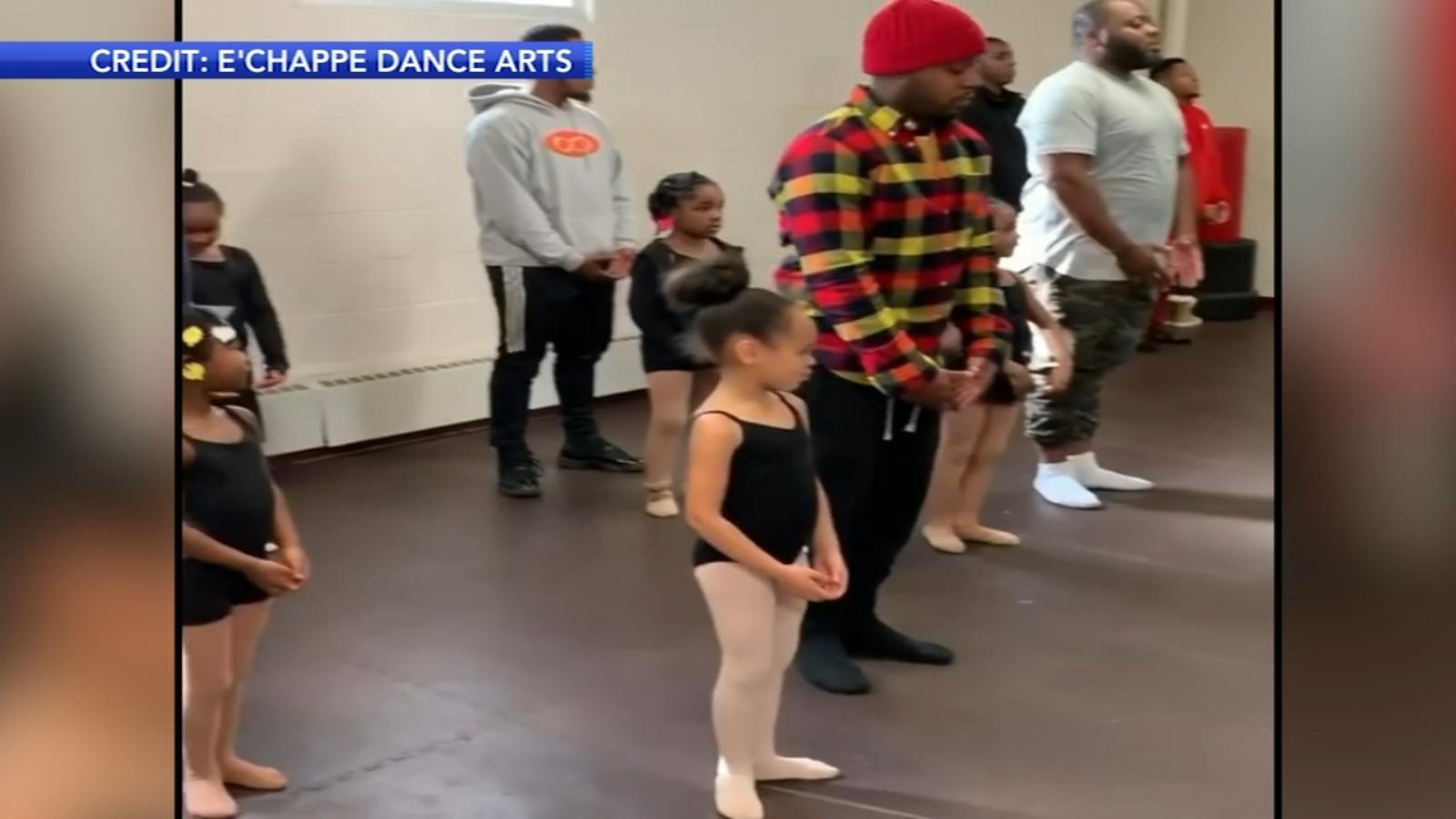 Daddy-daughter dance gets attention of Kristen Bell, Jennifer Garner - WABC-TV