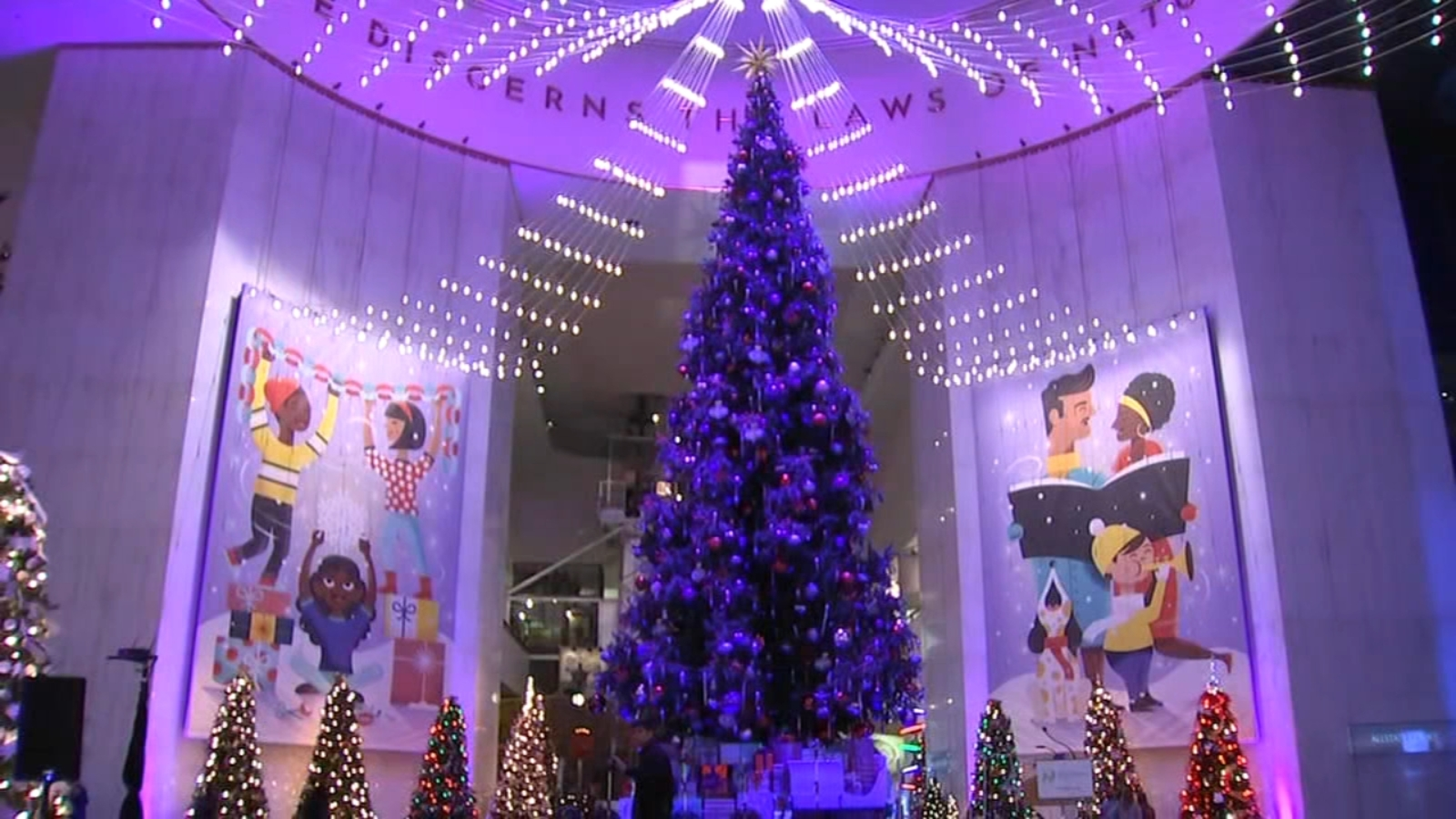 Christmas Around the World Holiday of Lights
