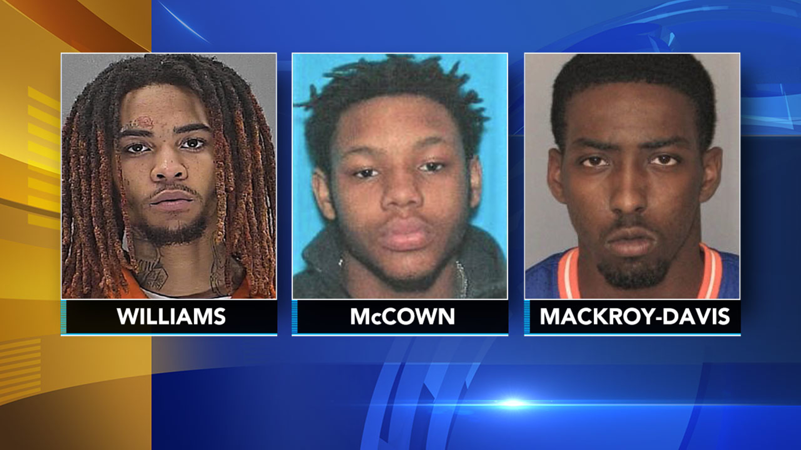 3 charged in fatal Burlington County, New Jersey shooting - WPVI-TV