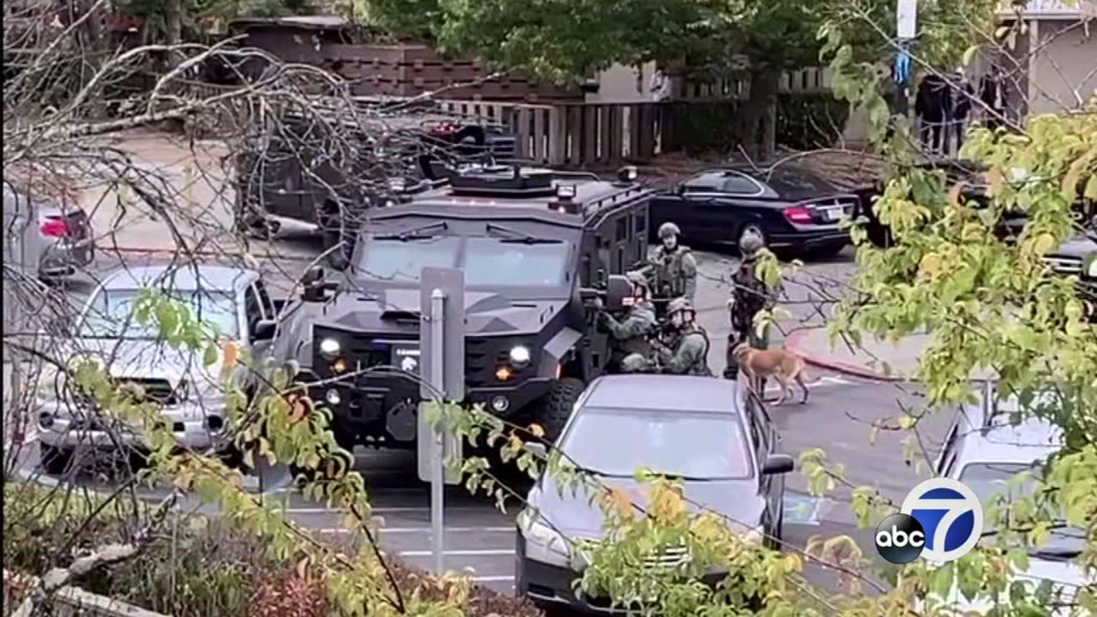5 Suspects Arrested In Connection With Deadly Shooting At Orinda