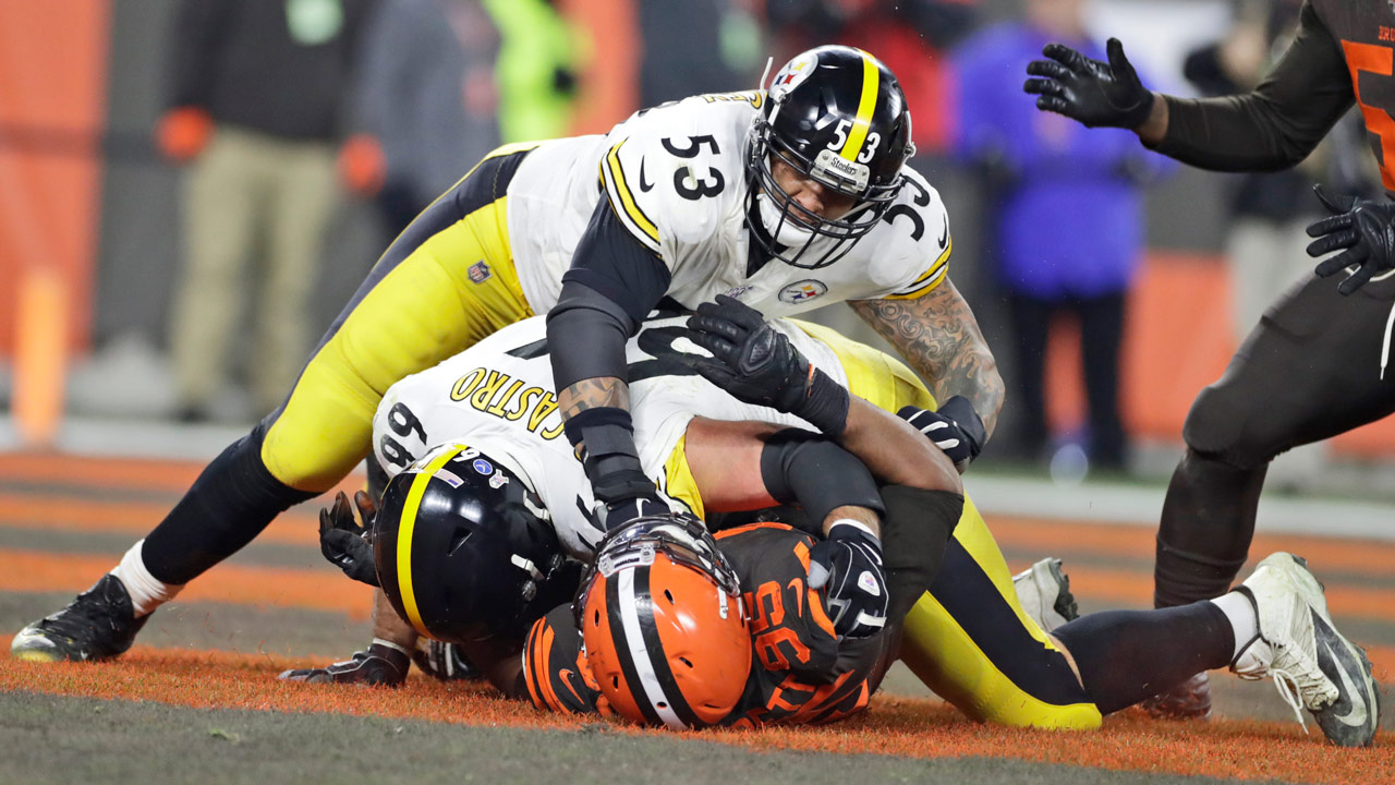 Steelers Vs Browns Myles Garrett Suspended Indefinitely