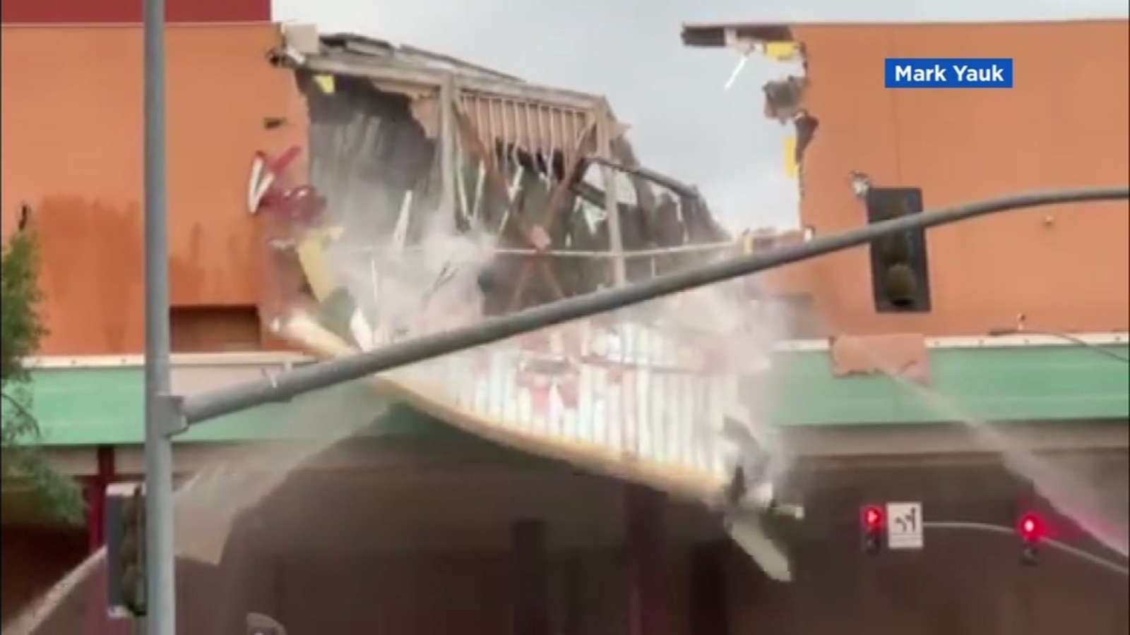 Dramatic video shows demolition of the Vallco Mall in Cupertino
