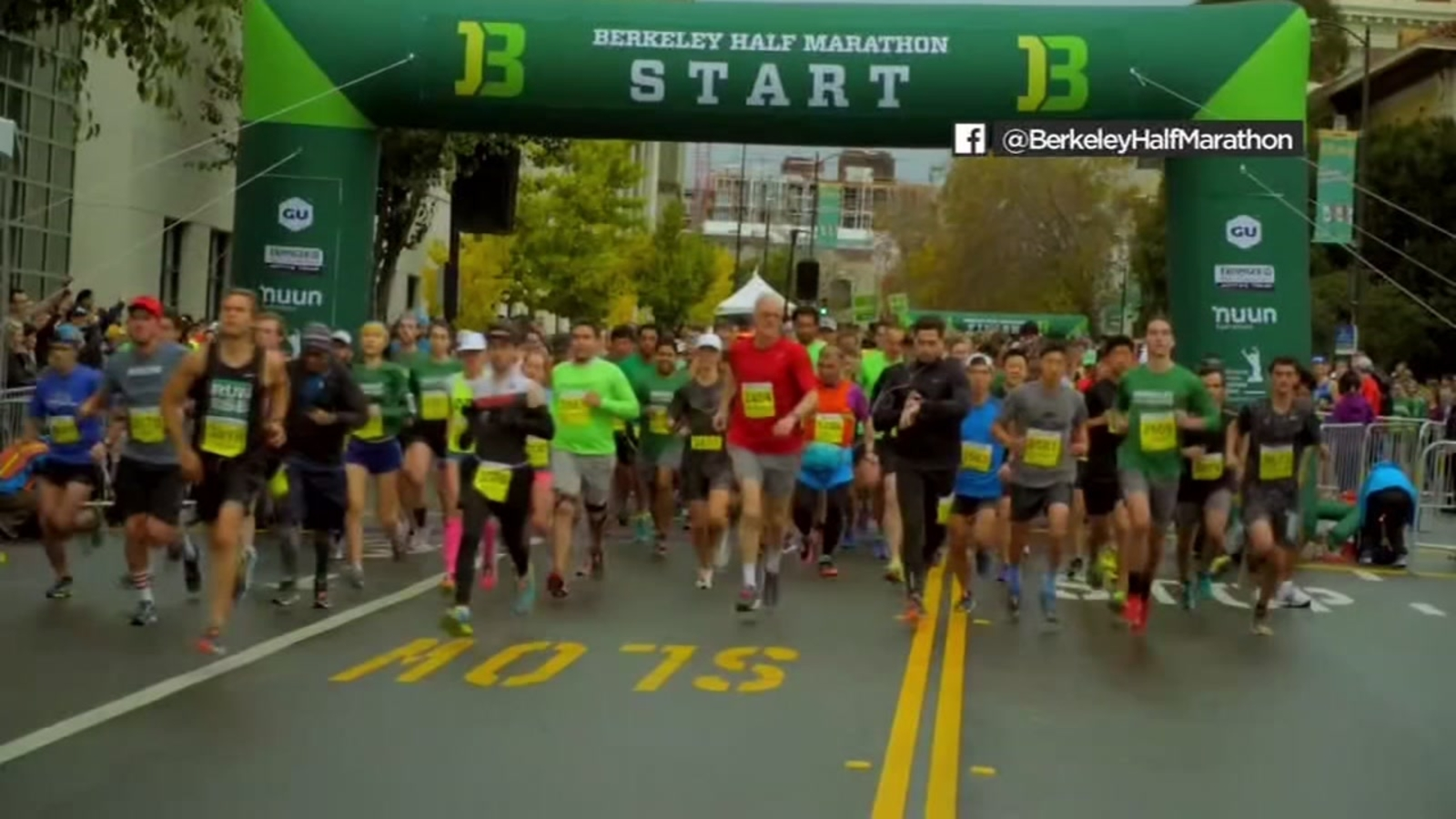 Berkeley Half Marathon back 1 year after cancellation - KGO-TV