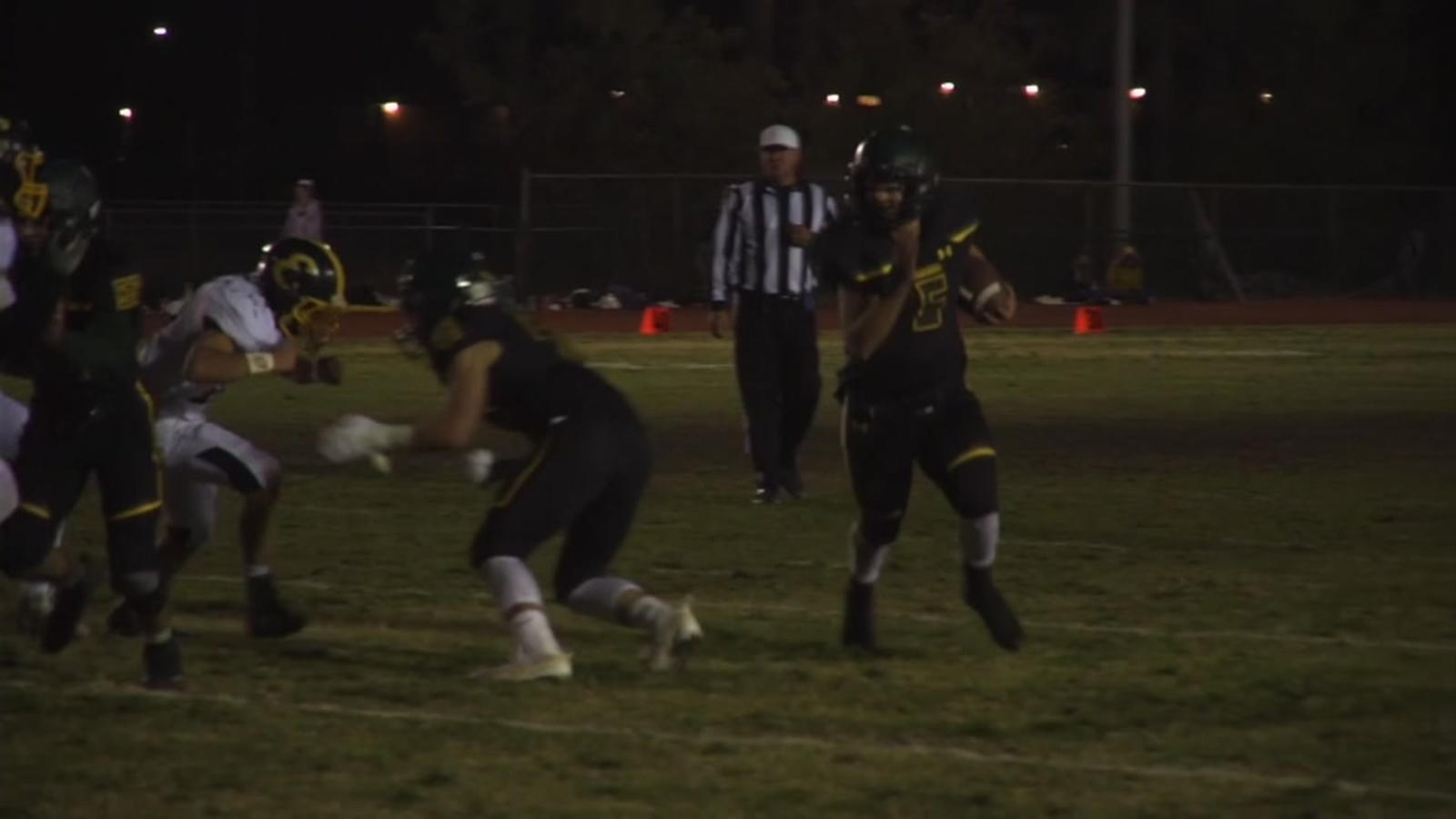 Rising from the ashes, Paradise football team remains undefeated and advances in playoffs - KGO-TV