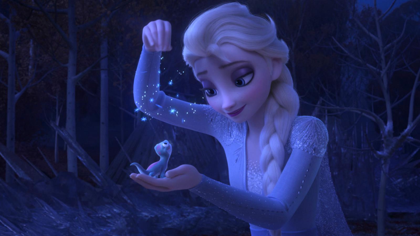Disney S Frozen 2 Effects Artist Erin Ramos Talks Making Movie Magic Abc13 Houston