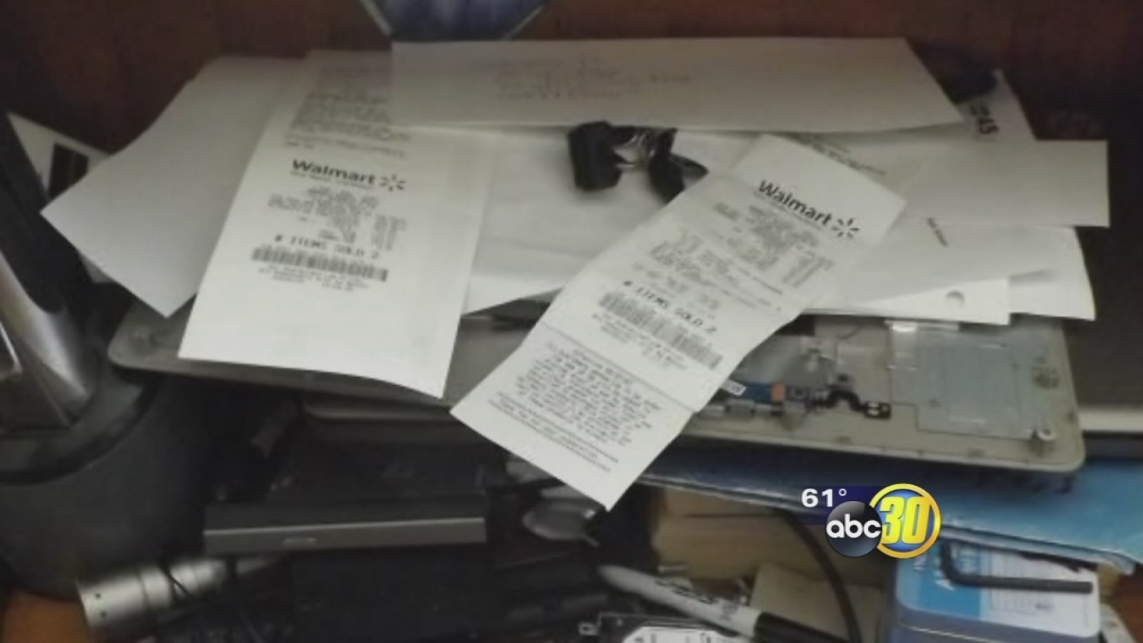 Fake Walmart Receipt Lands 3 Suspects In Jail For Attempted Theft In Hanford