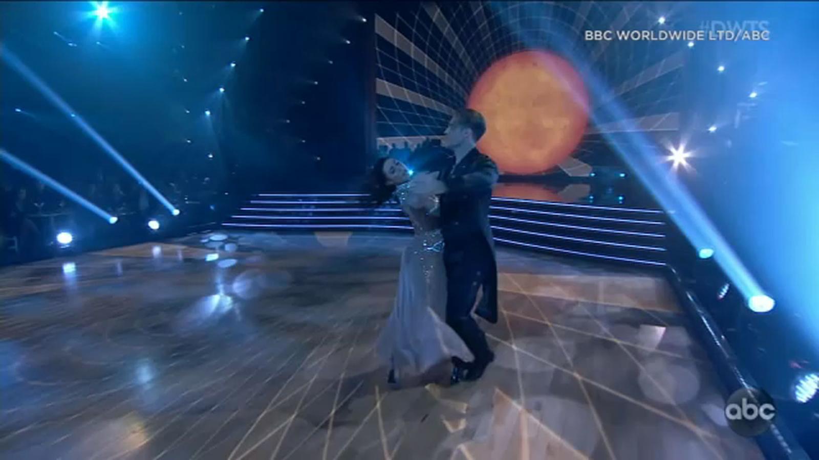 'Dancing with the Stars' semifinals recap: Emotional night on the dance floor ends in heartbreak - WLS-TV