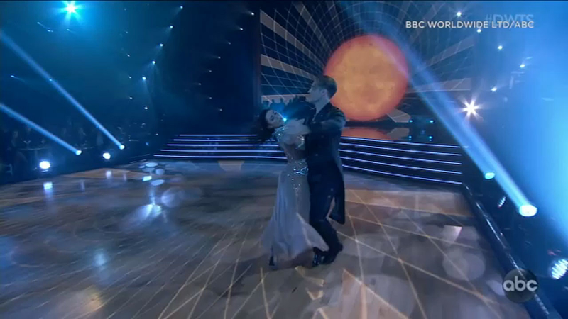 Dancing with the Stars' semifinals