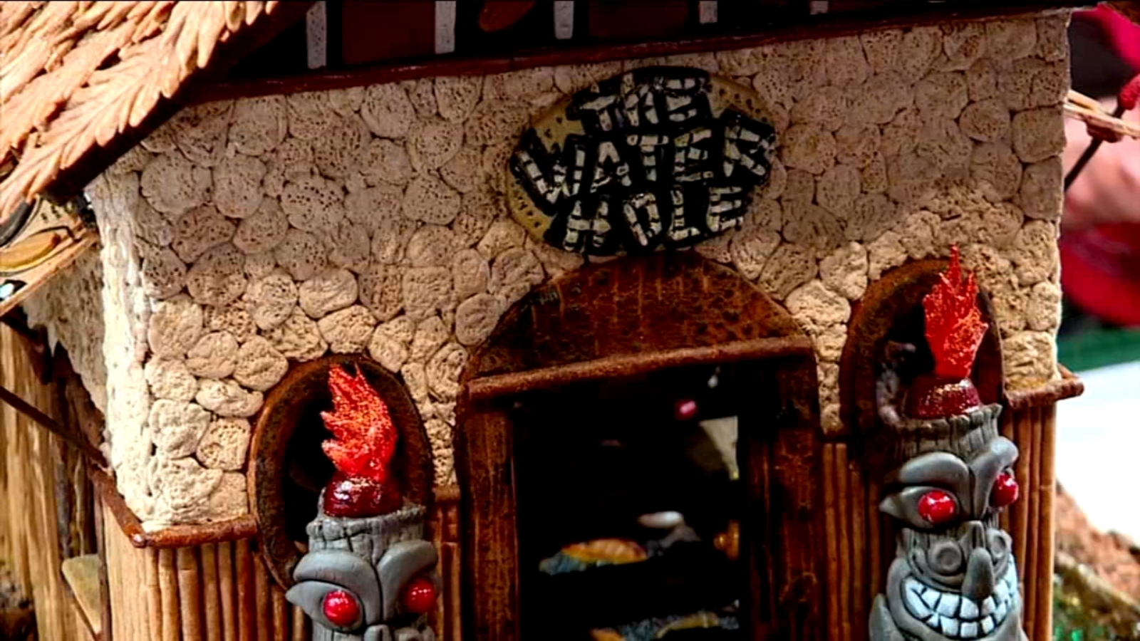 'The Water Hole' wins National Gingerbread Competition in Asheville