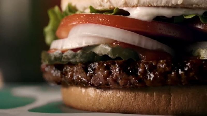 Vegan Man Suing Burger King Over Impossible Whopper Grilling Method Abc7 San Francisco