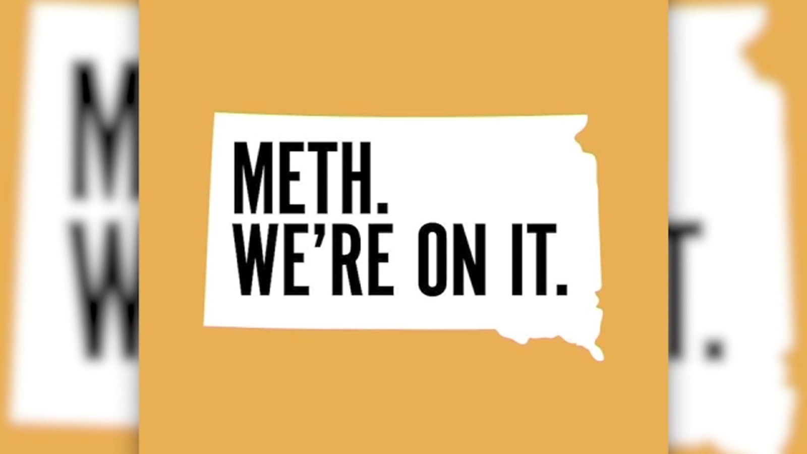 Im on meth South Dakota commercial kicks off campaign with