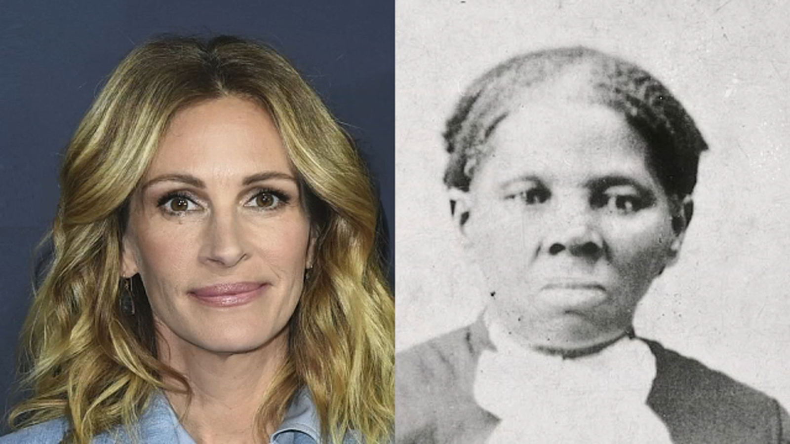 Studio executive suggested Julia Roberts play Harriet Tubman in film about anti-slavery crusader