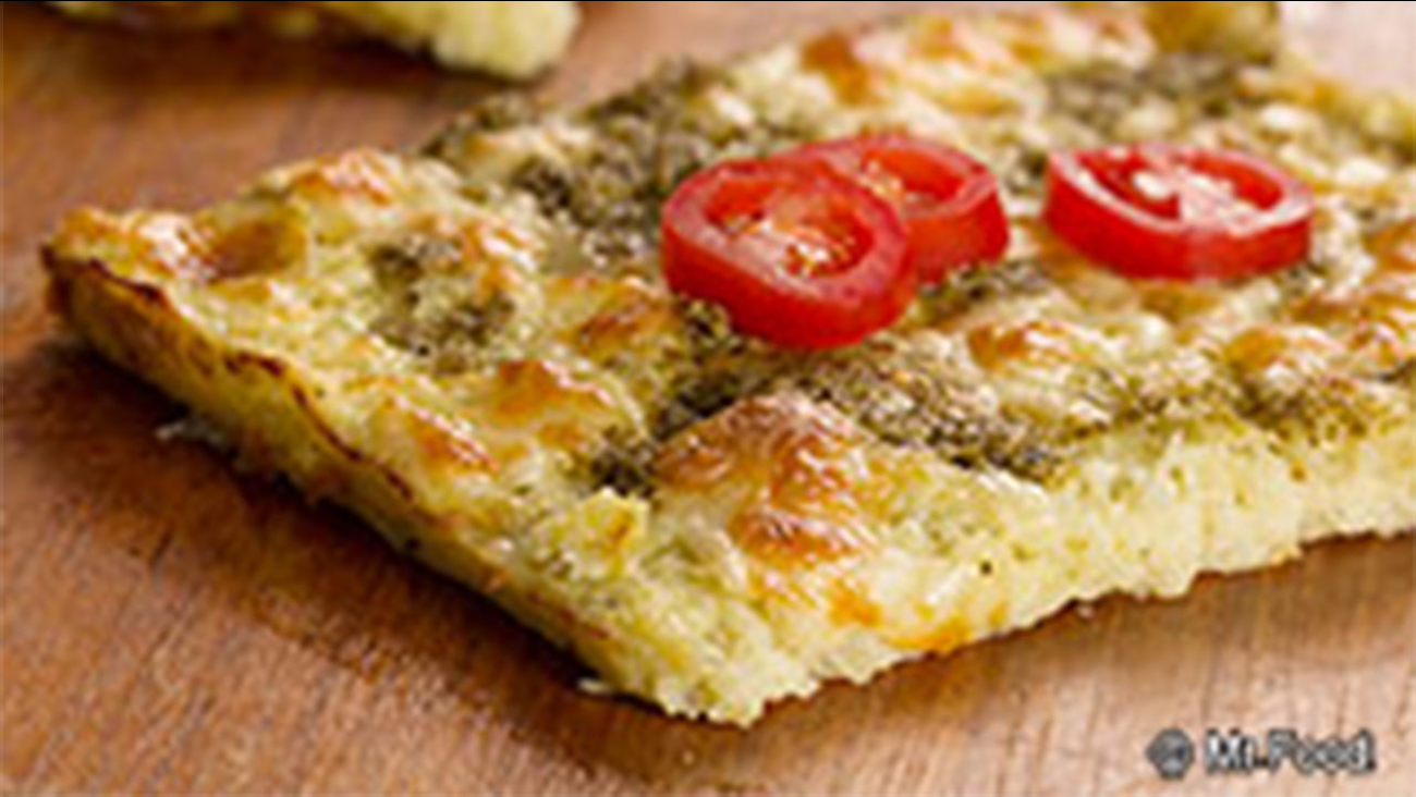 Cauliflower Flatbread