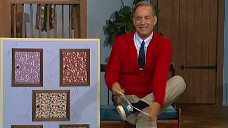 A Beautiful Day In The Neighborhood Review Tom Hanks Shines At Fred Rogers Abc7 New York