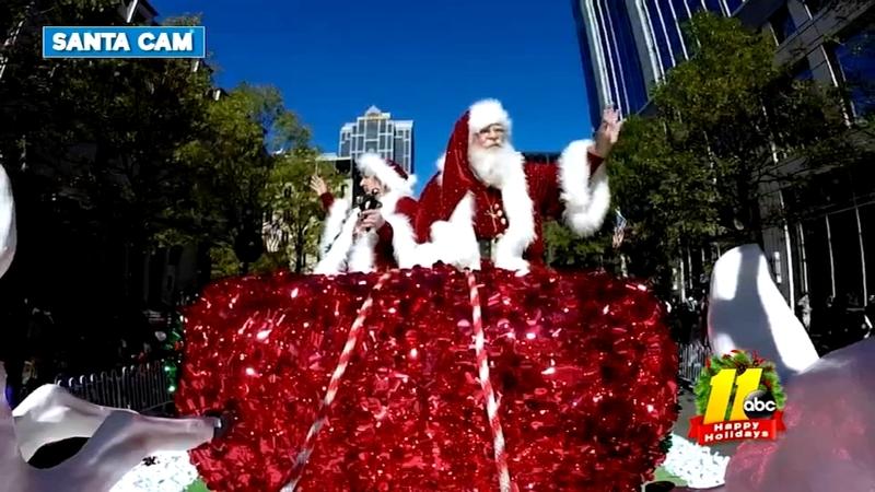 Salisbury Nc 2021 Christmas Parade Wake Ems Police Get Ready For Raleigh Christmas Parade Abc11 Raleigh Durham