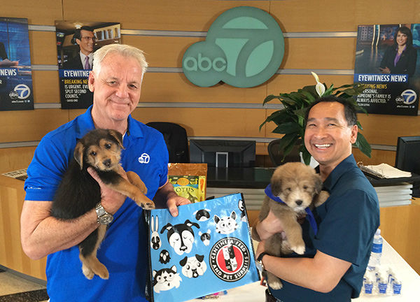 "<div class=""meta image-caption""><div class=""origin-logo origin-image none""><span>none</span></div><span class=""caption-text"">Thanks Centinela Feed & Pet Supplies for the awesome swag bags for ABC7's 2nd annual Puppypalooza! (KABC)</span></div>"