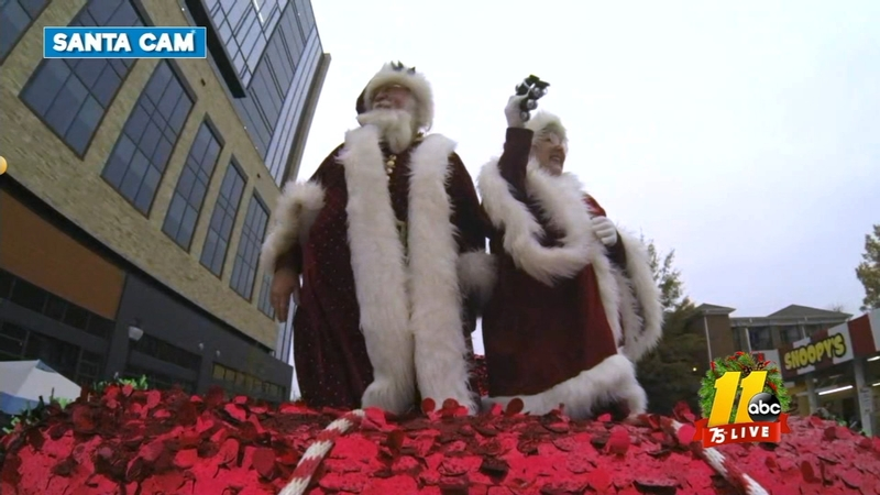 Graham Christmas Parade 2020 Raleigh Christmas Parade forced to go virtual due to COVID 19