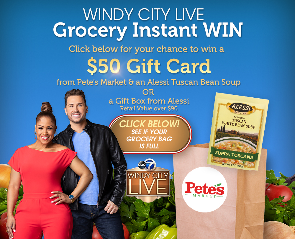ABC7 Chicago sweepstakes, rules, and promotions