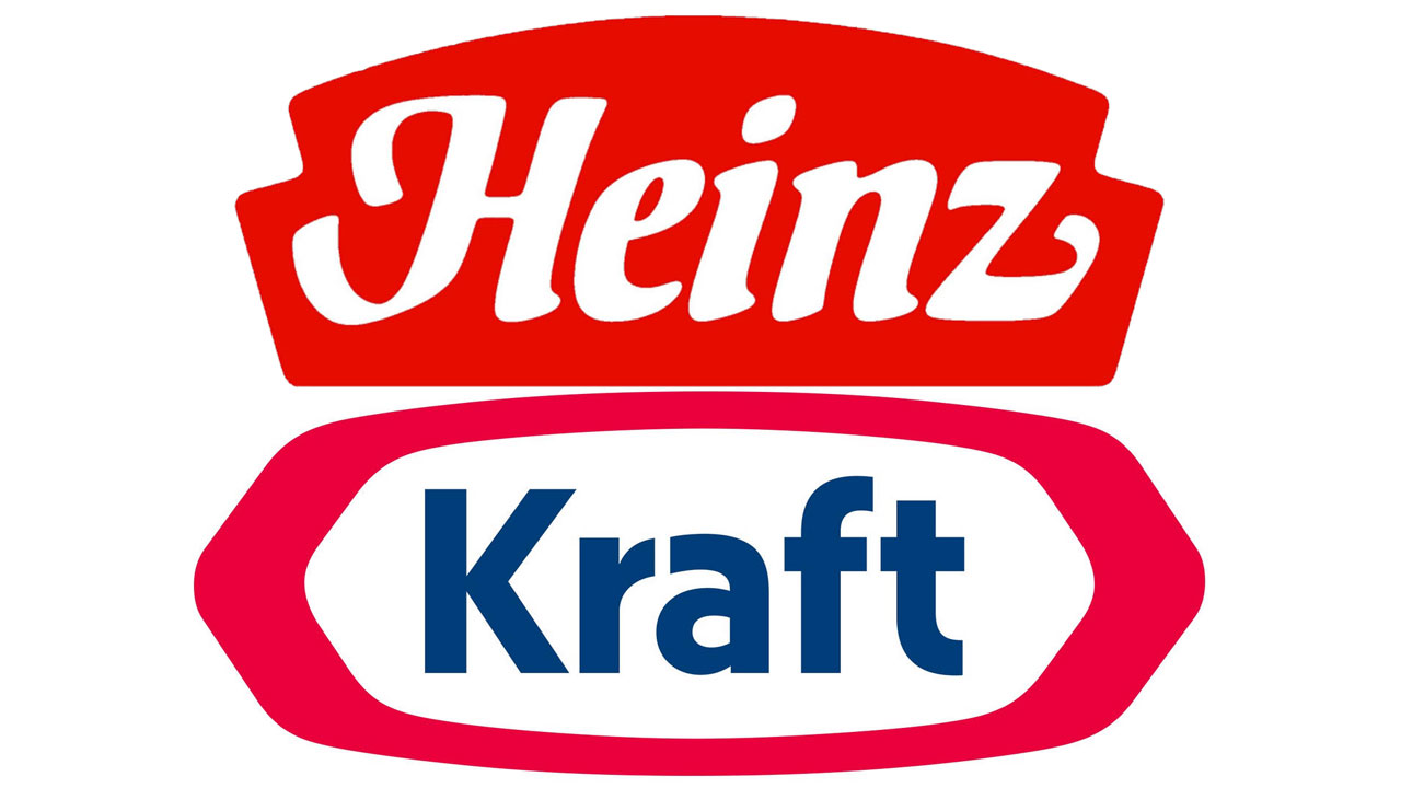 Heinz and Kraft logos