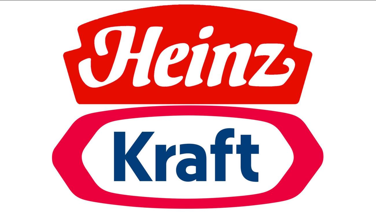 Heinz and Kraft logos