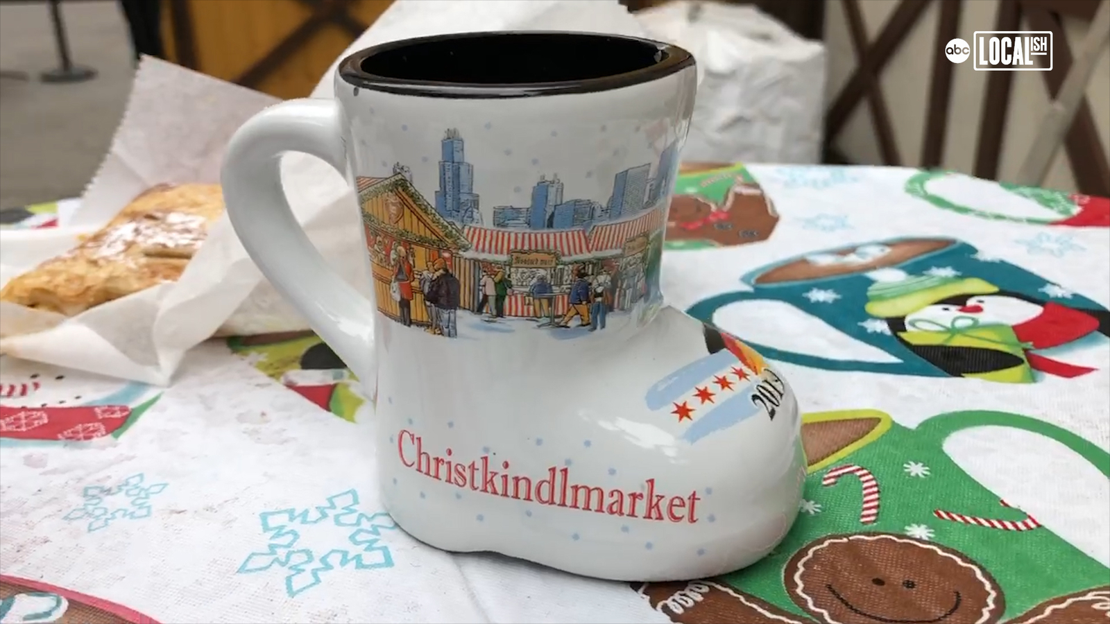 Christmas Market Takes Over Chicago