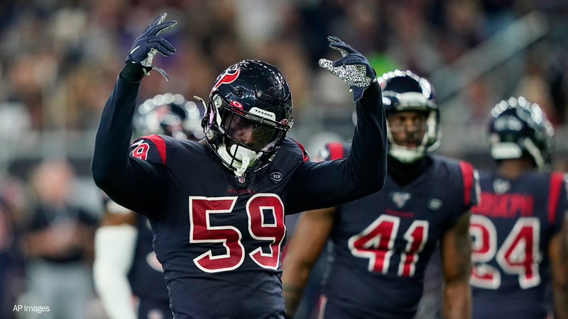 Texans Face Patriots In Sunday Night Matchup