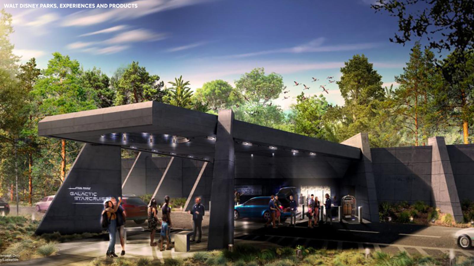 Star Wars immersive hotel to open at Walt Disney World in 2021