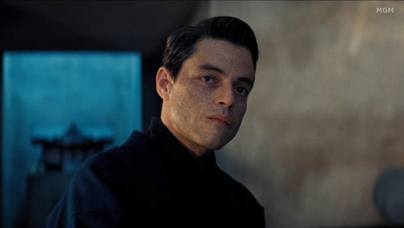 Rami Malek May Be The Best Bond Villain Yet In No Time To