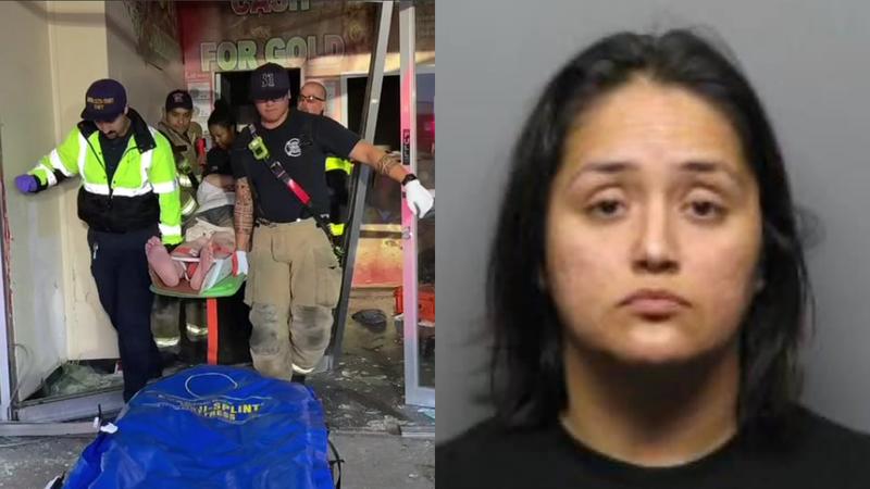 Mom slams car into Antioch barber after son's haircut, police say