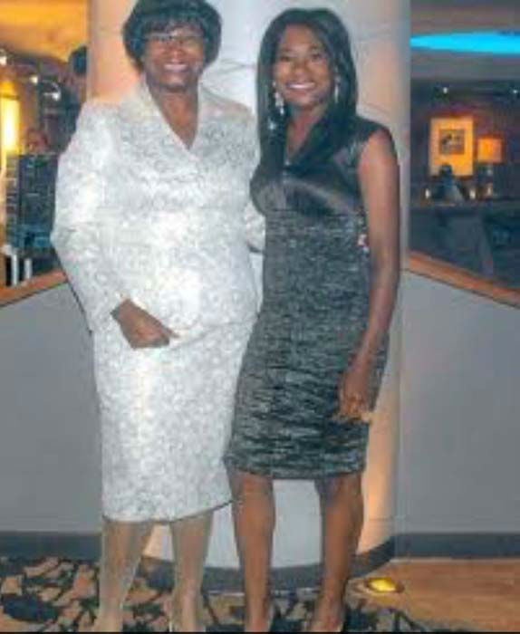 <div class='meta'><div class='origin-logo' data-origin='none'></div><span class='caption-text' data-credit='KTRK Photo'>Samica Knight with her mom</span></div>