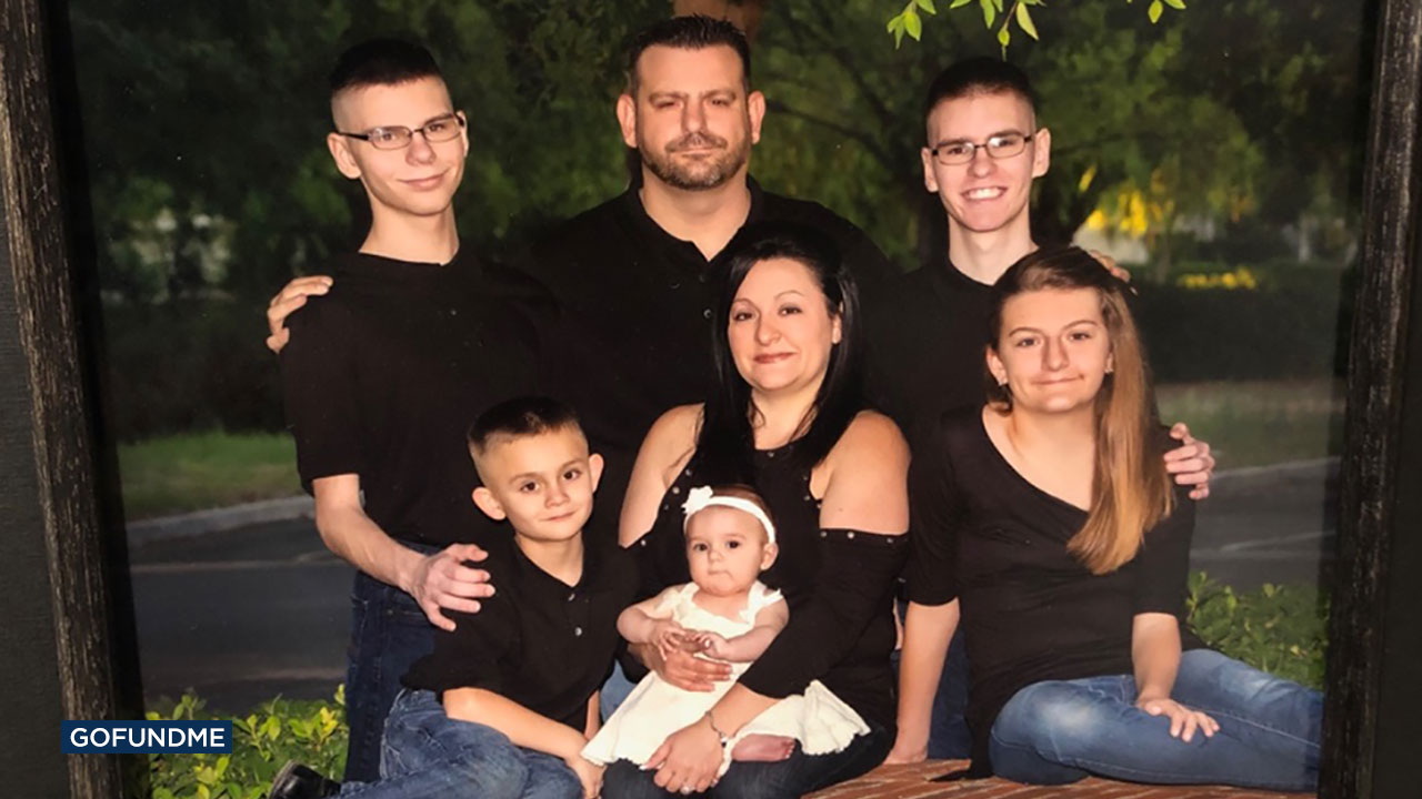 Fugitive recovery agent James Black, a married father of five, was killed when he confronted a wanted suspect at a Moreno Valley hotel on Tuesday, Dec. 3, 2019.