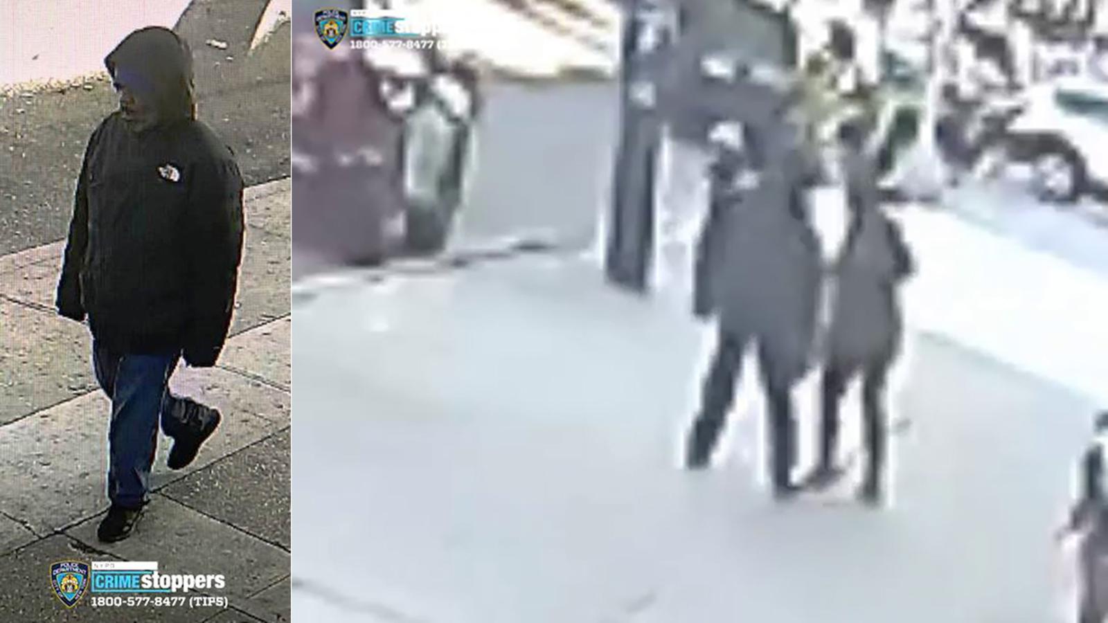 35-year-old woman randomly groped by man on Brooklyn street