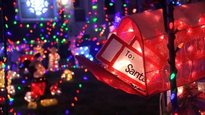 Greeby Street Christmas Lights 2021 Beloved Greeby Street Christmas Light Display In Philadelphia May Go Dark After 20 Years 6abc Philadelphia