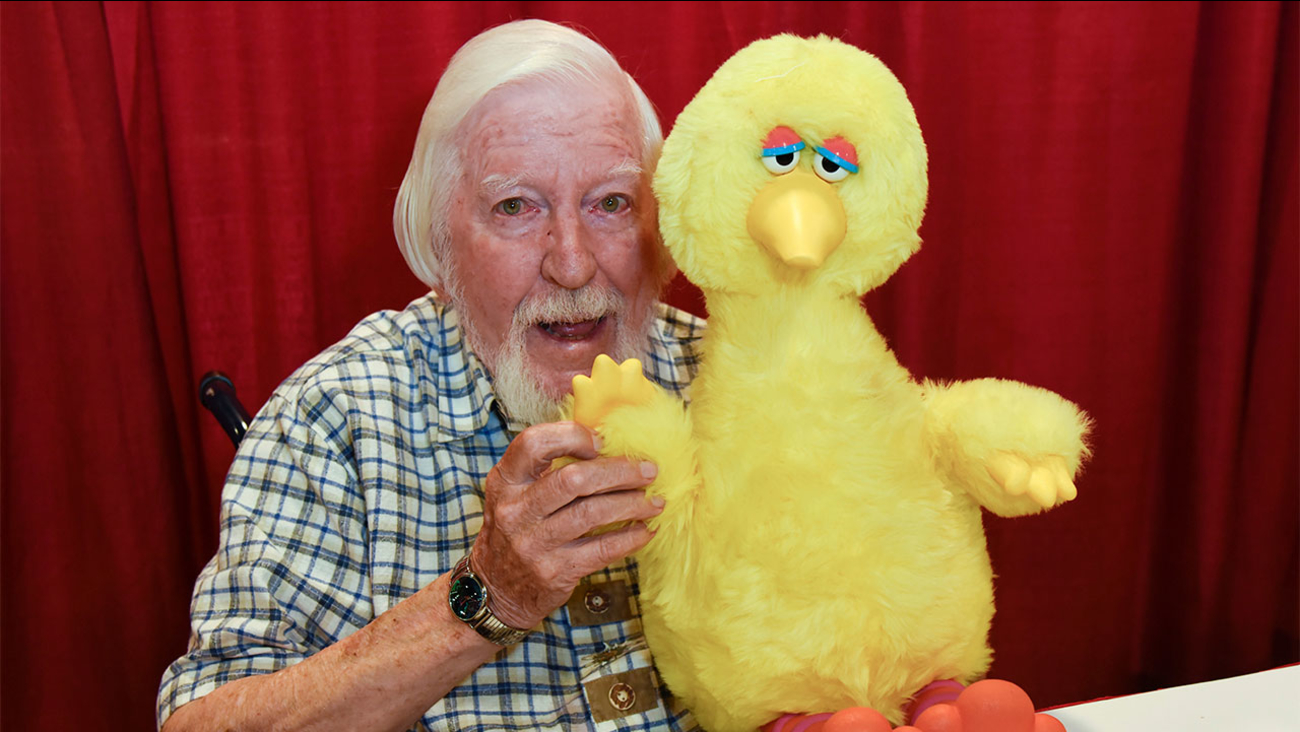 Image result for Carroll Spinney""