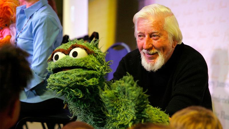 Big Bird Oscar The Grouch Puppeteer From Sesame Street Dies