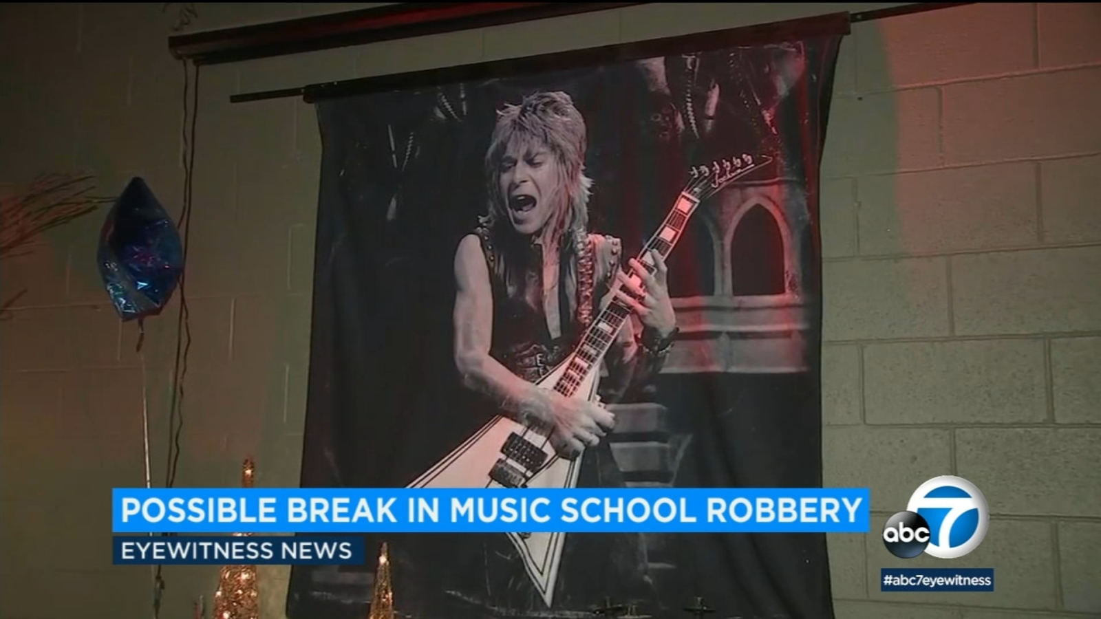 Randy Rhoads theft: Items belonging to Ozzy Osbourne's late guitarist recovered after burglary