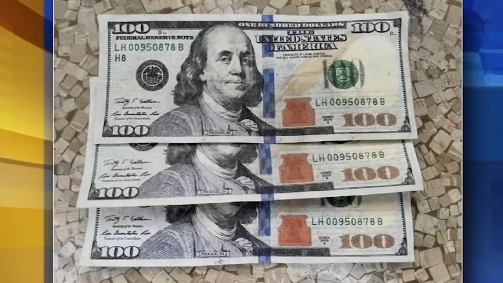 Secret Service warns of new fake $100 bills during holiday season