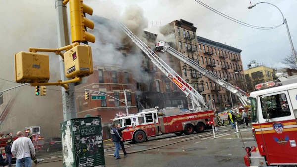 "<div class=""meta image-caption""><div class=""origin-logo origin-image none""><span>none</span></div><span class=""caption-text"">There was an explosion and partial collapse at an apartment building in Manhattan Thursday.</span></div>"