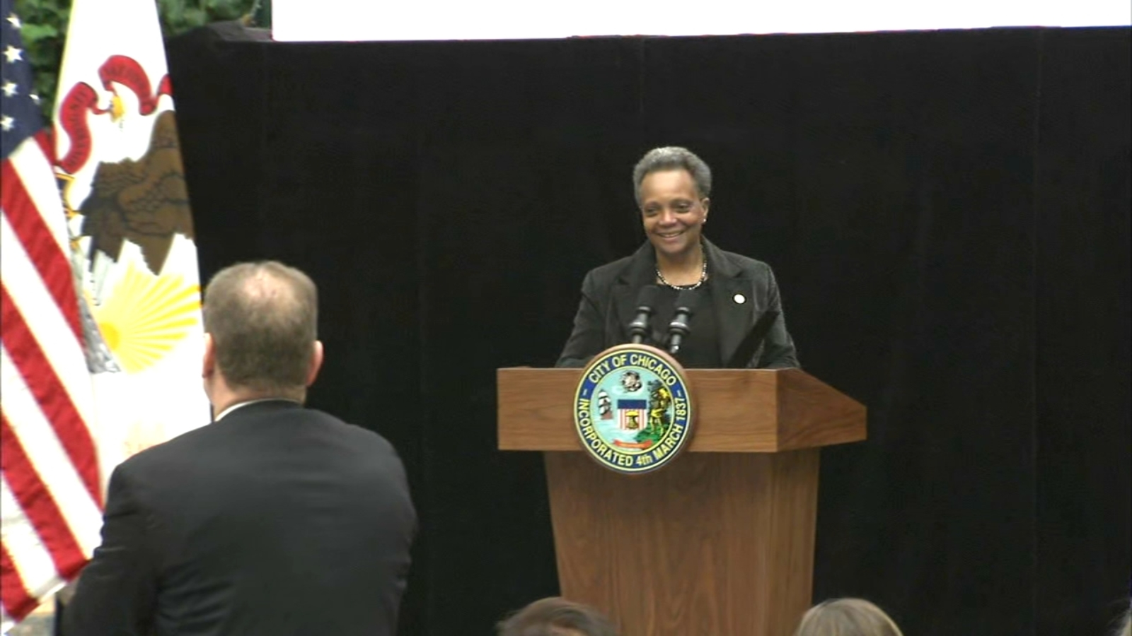 Mayor Lori Lightfoot encourages business leaders to get involved in 2020 census efforts