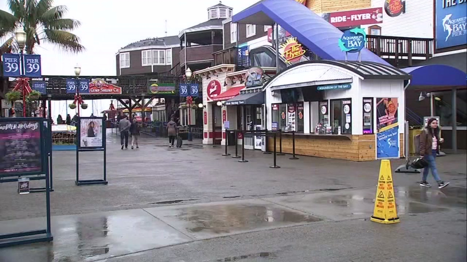 Pier 39 business owner to San Francisco leaders: Stop ignoring issues of homelessness, dirty streets