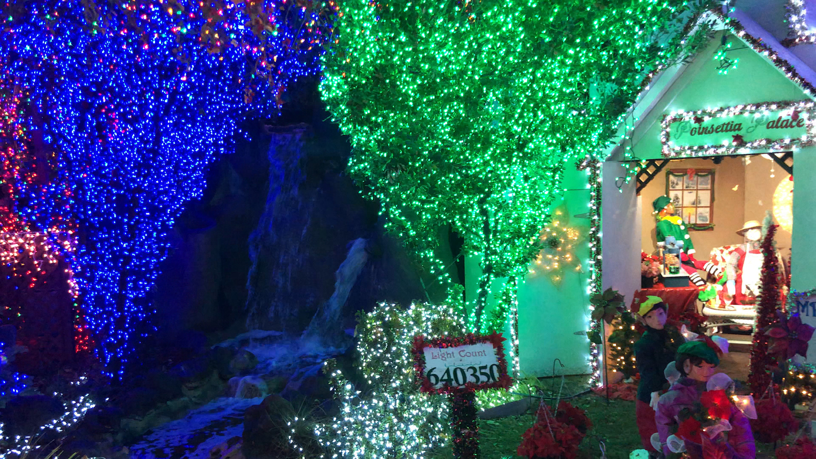 Livermore Christmas Parade 2021 Deacon Dave S Home In Livermore Dazzles With Over 600 000 Christmas Lights Abc7 San Francisco